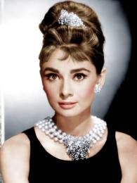 Audrey Hepburn - beautiful. Not sexy