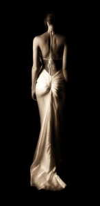 ibiza escort backless evening dress