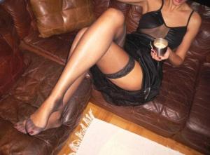 ibiza escort stockings bar party