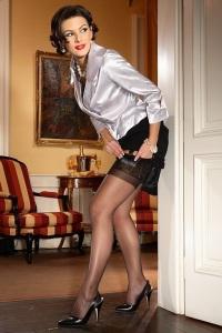 ibiza escort sexy stockings in doorway