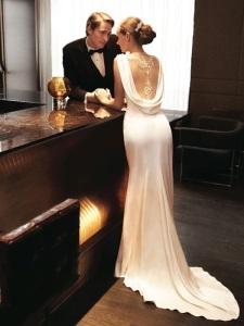 ibiza escort ballgown client