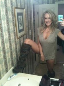 escort ibiza thigh boots suede selfie