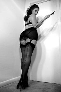 escort marbella long legs stockings
