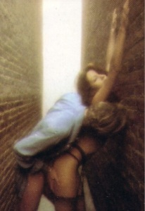 marbella escort sex in an alley